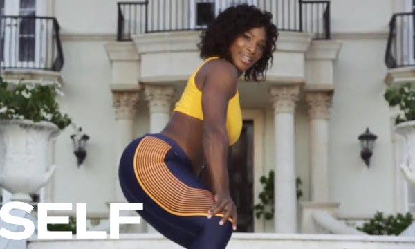 Instead of Playing Tennis, Serena Williams Now Teaching People to Twerk