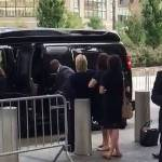 Video:  Hillary Clinton Faints At 9/11 Memorial