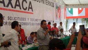 Titular  de la SAGARPA en Oaxaca busca curul en el Congreso  Local