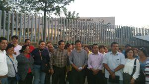 Trabajadores del Tribunal liberan instalaciones tomadas de Cd Judicial