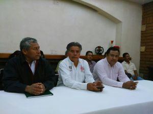 Piden aspirantes a municipio de Tlacolula unidad