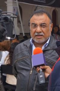 Sergio Pablo Rios Aquino Director de SAPAO