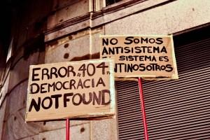 Internet, muy vinculada a las nuevas protestas, se criminaliza en el nuevo Código Penal