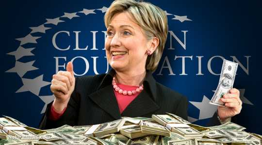 Tax Deducting Your Presidential Campaign: the Clinton Foundation