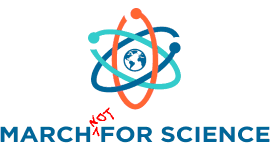 The March Not for Science