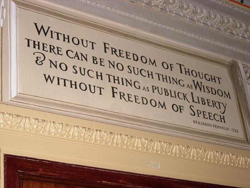 A Free Press: Bulwark Against Tyranny