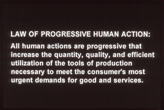 law-of-progressive-human-action