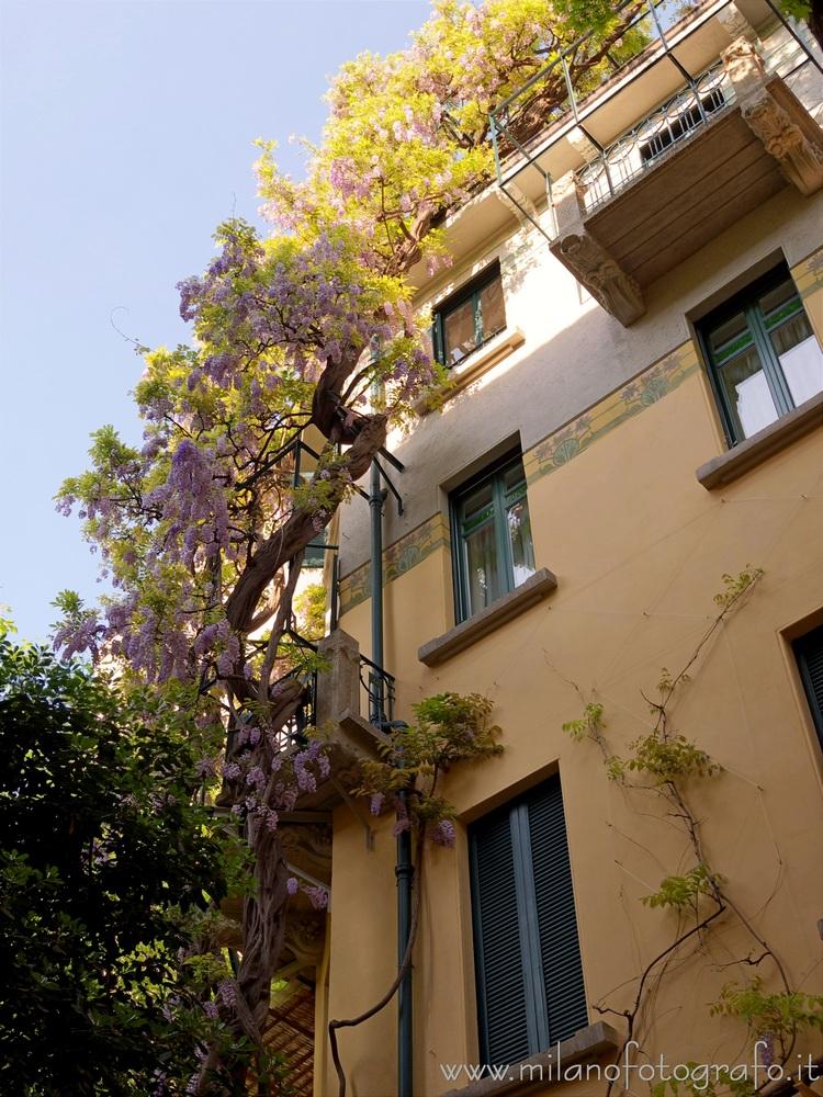 Milan (Italy): House Campanini