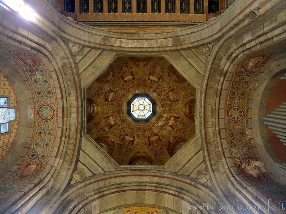 Milan (Italy): Basilica of the Corpus Domini