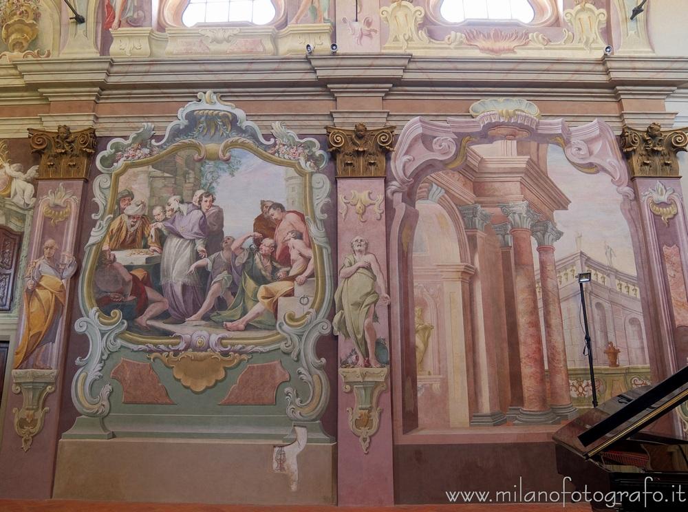 Sesto Calende (Varese, Italy): Abbey of San Donato