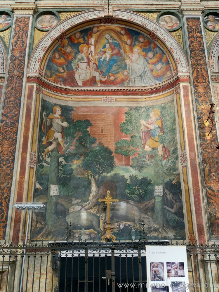 Meda (Milan, Italy): Church of San Vittore