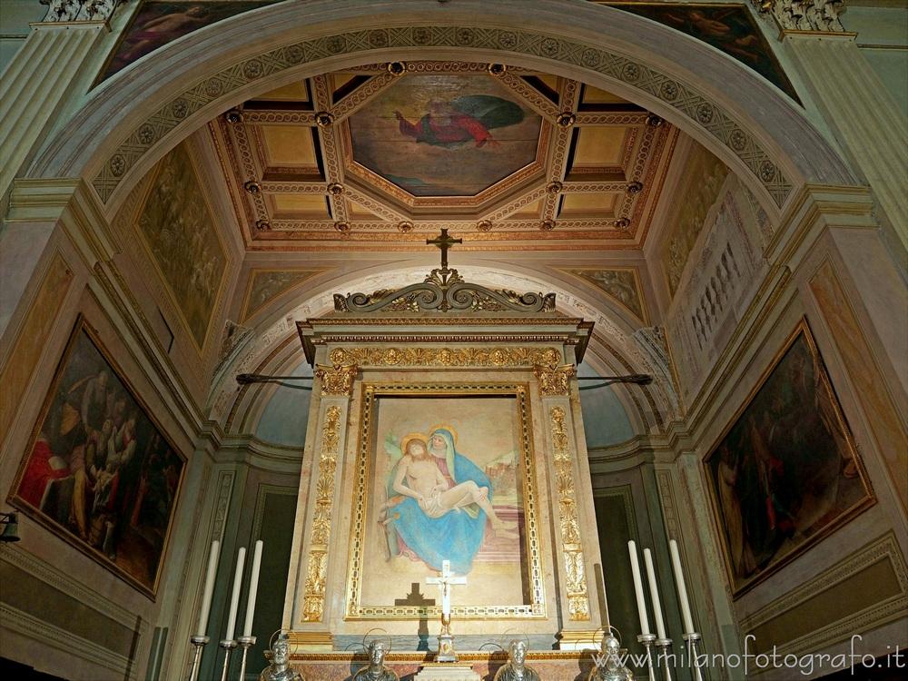 Milan (Italy): Church of Santa Maria della Consolazione