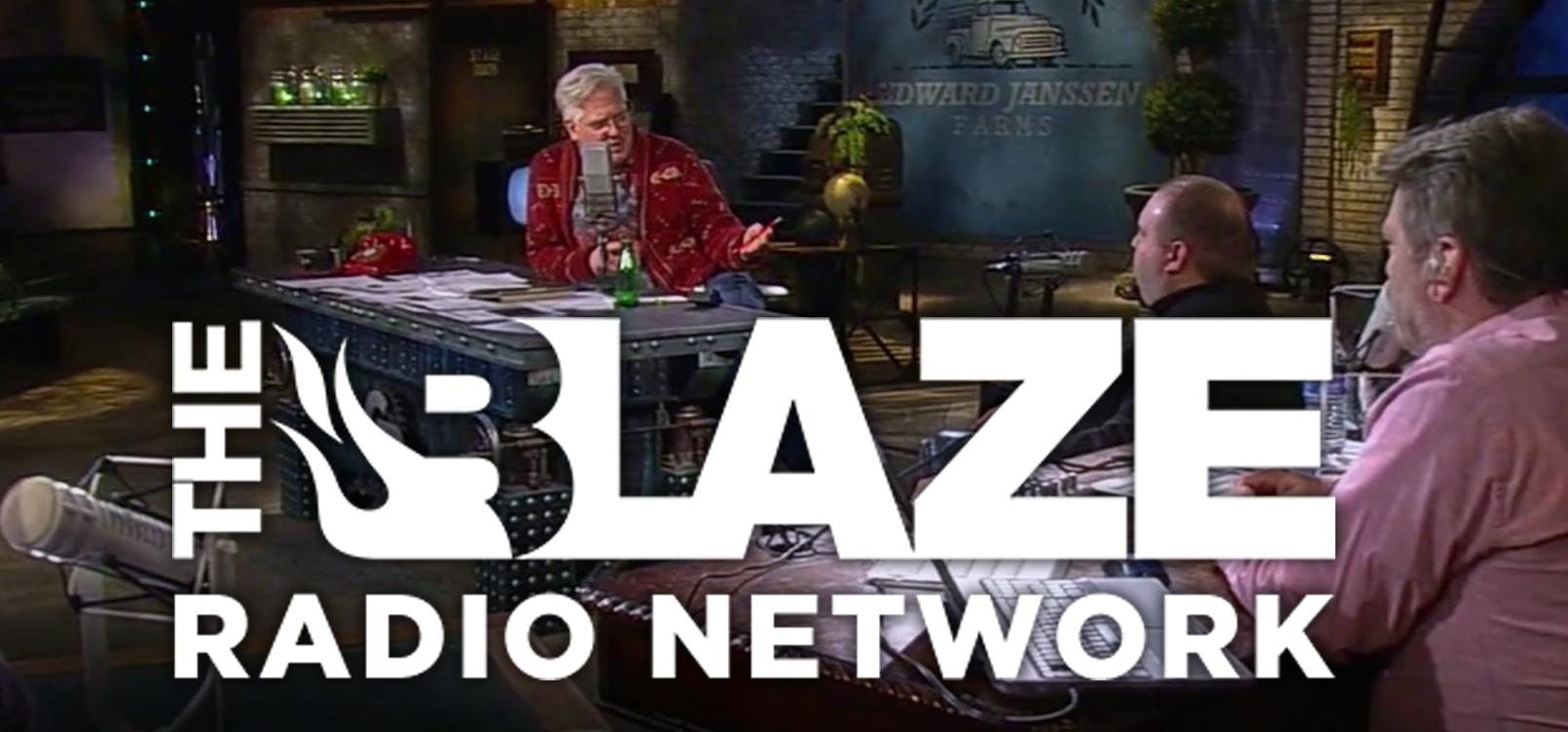 Andrew Chavarrilla Joins The Blaze Radio's Irish Jon