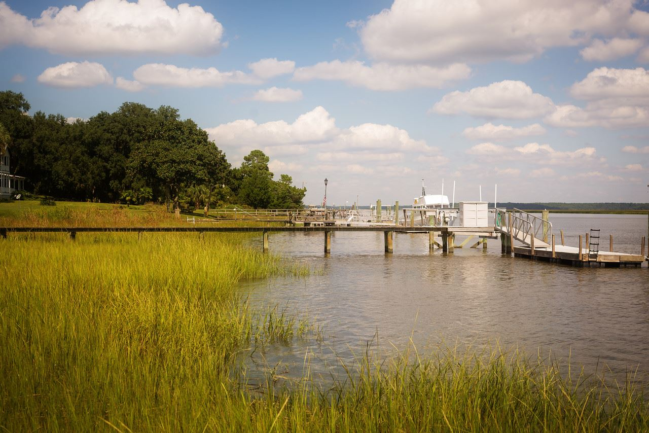 Six spots to go fishing in liberty county liberty county for Go fish georgia