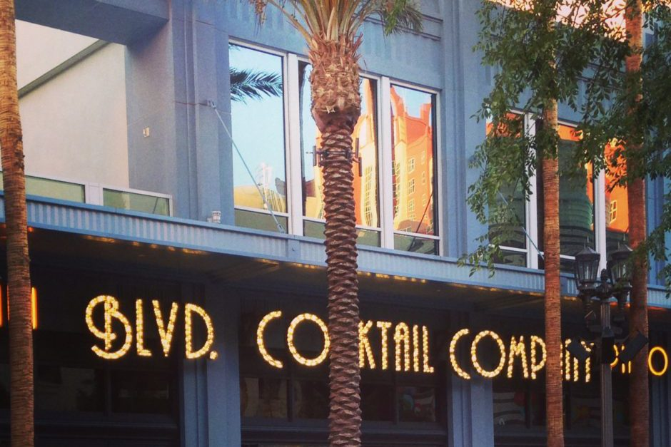 Cocktails in Vegas: BLVD Cocktail Company