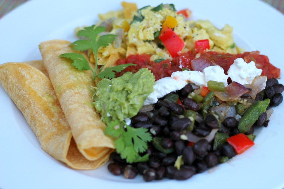 Migas: A Tex-Mex Breakfast - Librarian StyleLibrarian Style