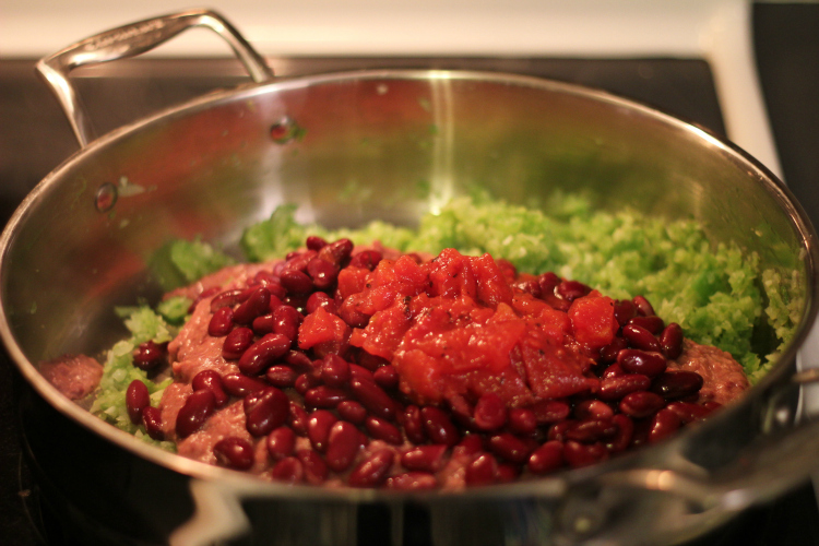 beans tomatoes red beans and rice