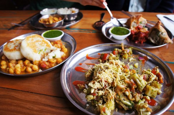 bollywood theater dishes