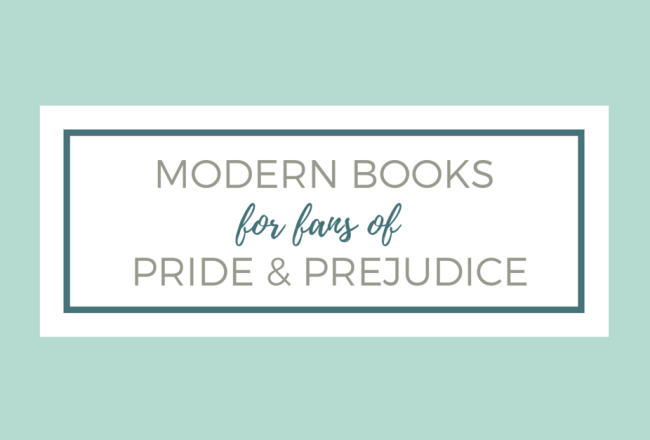 modern books for fans of pride and prejudice