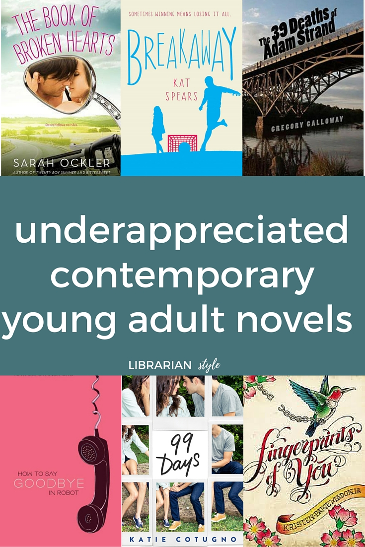 contemporary young adult literature you may have missed