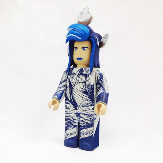 Nick Cave figura