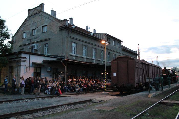 Lustig vonat – Szabadságvonat, vagonszínház