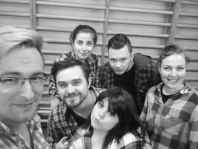 Az Improvokál színházi csapat