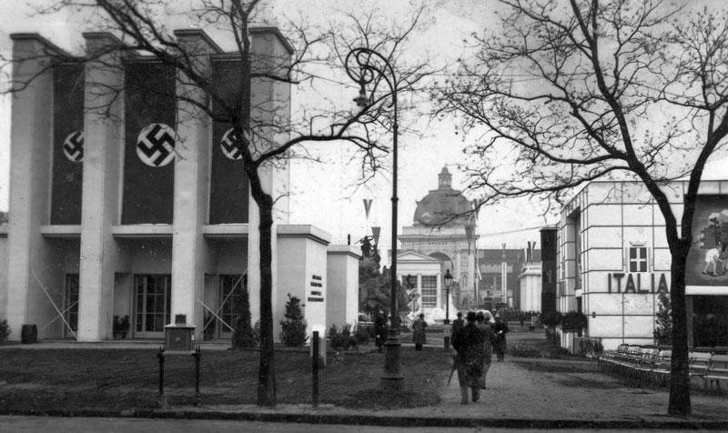 PESTI BRÚNÓ / FORTEPAN 1941