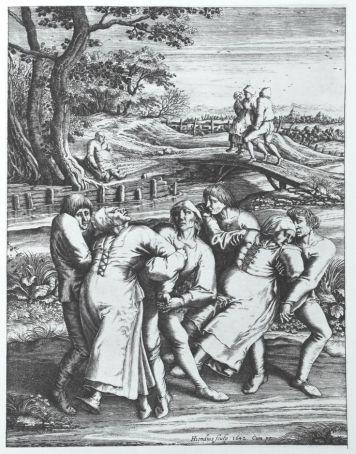 dancing mania