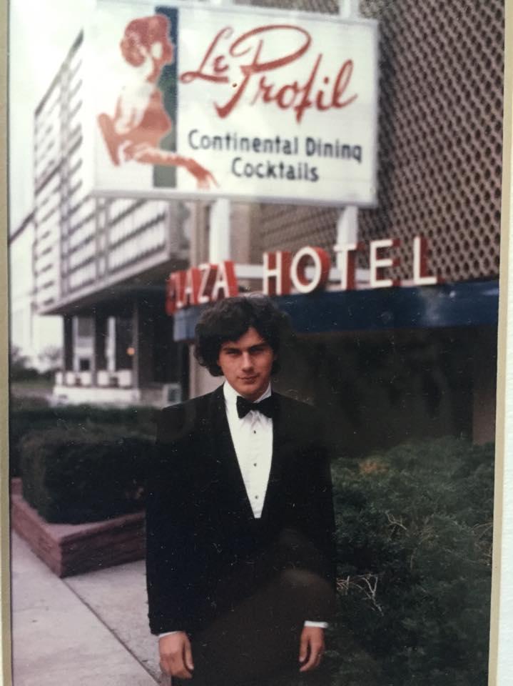 Pincérként Denverben 1972-ben