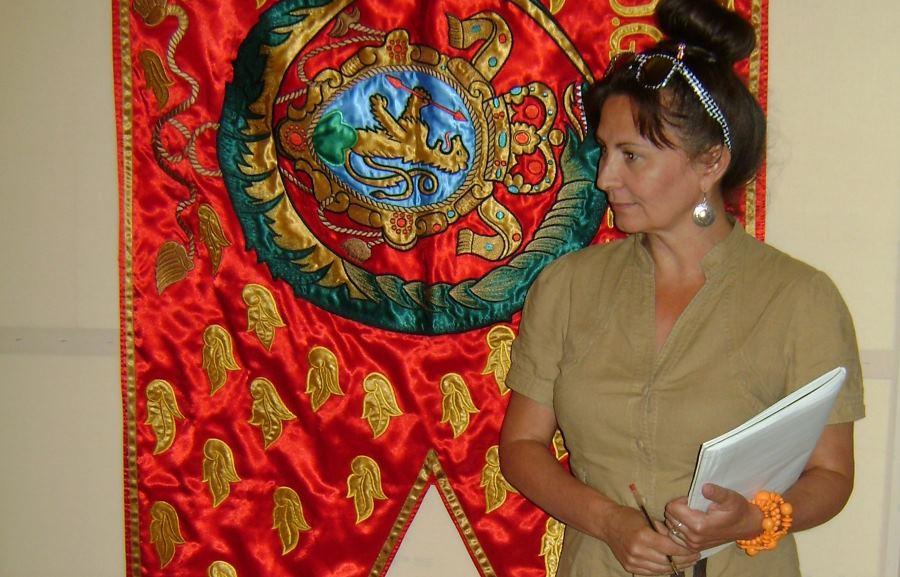 Jegyzetfüzet, Bocskai-zászló, párduc...