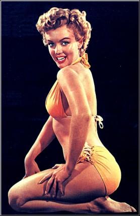 Marilyn in 1951