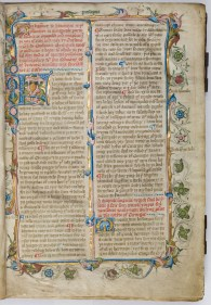 Discover our manuscript collection