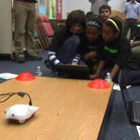 Chicago Public Library 'Finch Robots' ready for check out