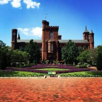 The Smithsonian Institution Castle and Freer Gallery - Washington, D.C.