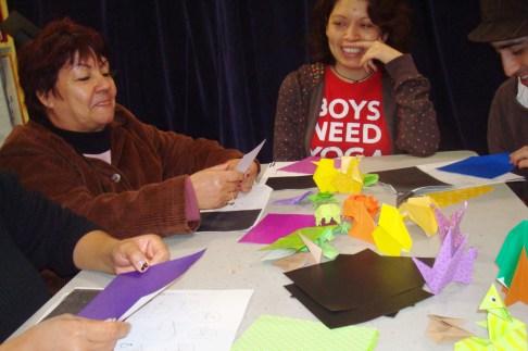 El origami, estética, arte y disciplina