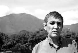 El autor venezolano Israel Centeno