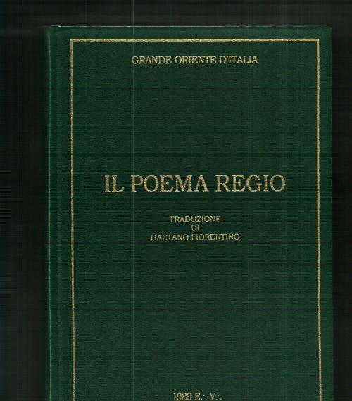 Il Poema Regio traduzione Gaetano Fiorentino