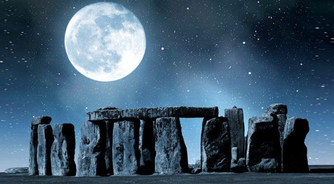 luna piena poteri magici