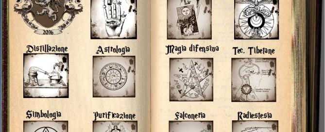 scuola magia alchimia materie