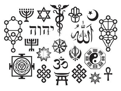 fotomural-simbolos-mystique-definir-vi-simbolos-religiosos-orientais-sacral-antigo