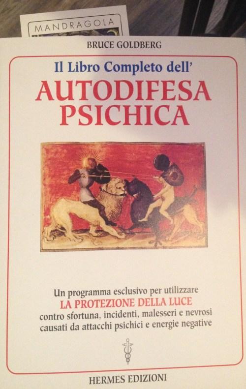 autodifesa psichica libreria mandragola