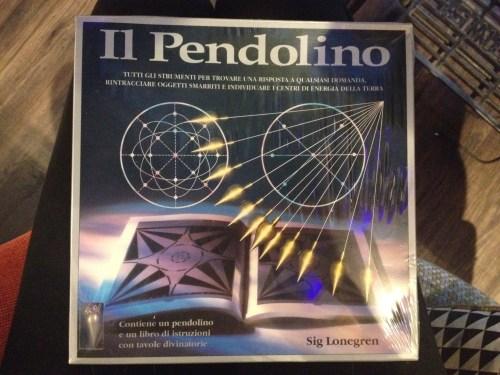 il pendolino libro uso quadranti divinazione esoterismo