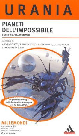pianeti dell'impossibile