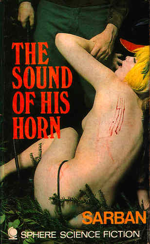 sound his horn