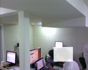 Another view of the old office