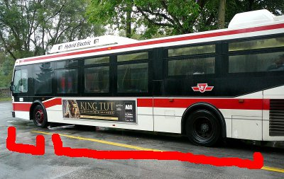 The same bus as before...