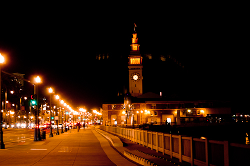 Ferry Building, San Francisco