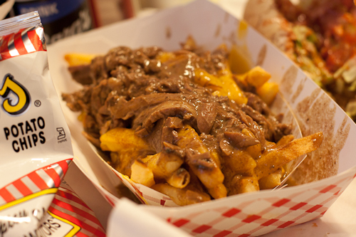 French Fries with Beef & Gravy_Parkway
