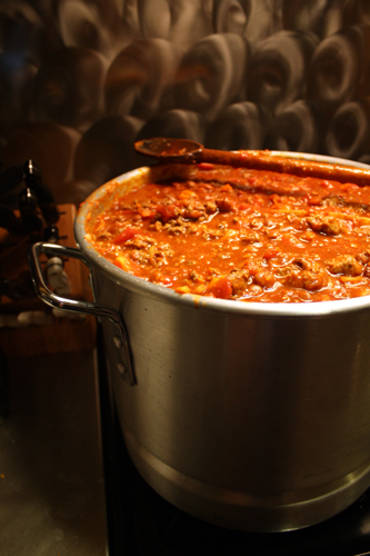 Big Ass Pot of Chili